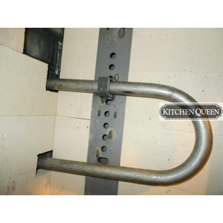 Hot Water Coil hook up - 550/750 Kitchen Queen